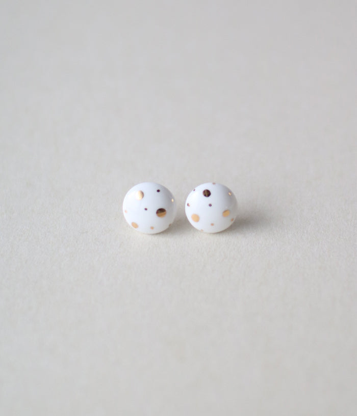 Kimiko Suzuki Tablet Earrings [F]