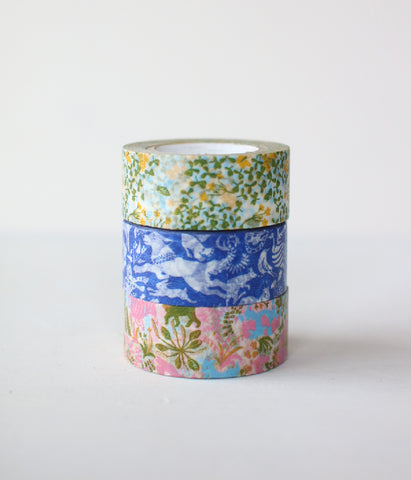 [SALE] Mihani Books Washi Tapes (3 Rolls Set)
