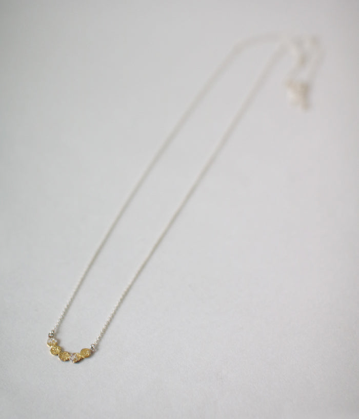 Jona Tenten Link Long Necklace