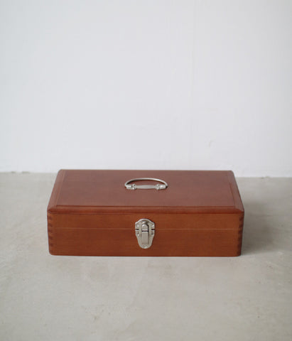 Wooden Desk Tool Box (backorder)