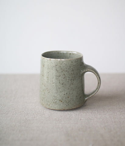 Gunji Pottery Grey Mug