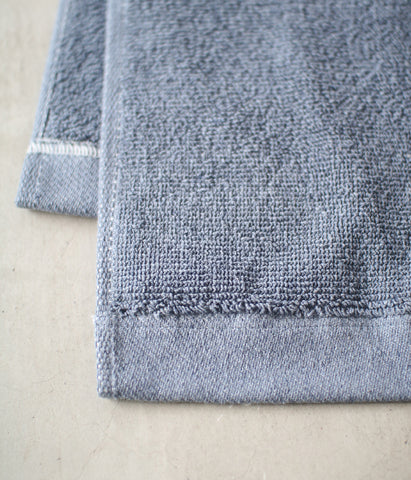 Recycle Denim Organic Cotton Bath Mat (backorder)