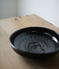 Gunji Pottery Medium Shallow Bowl [D]