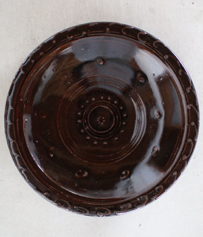 Gunji Pottery Serving Platter