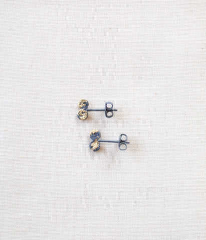 "Jona ""tenten 2co"" Stud Earrings"