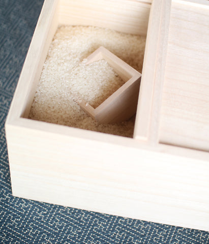 Rice Storage Box