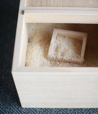 Rice Storage Box (Backordered - will be shipped end of March)