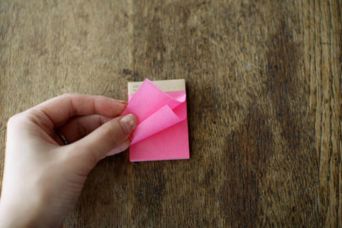 Tiny Onion Skin Paper Pads