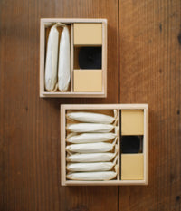 TOHAKU Botanical Candles Set {Medium}