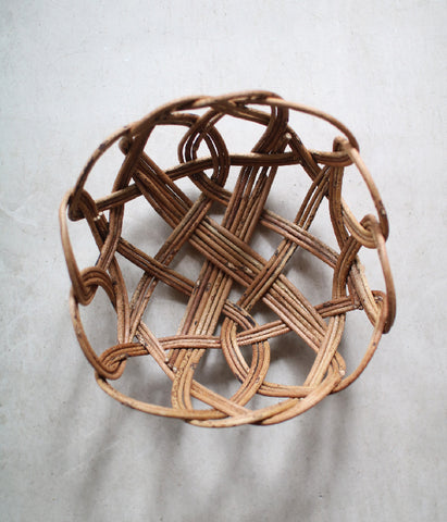 Akebi Vine Weaving Basket