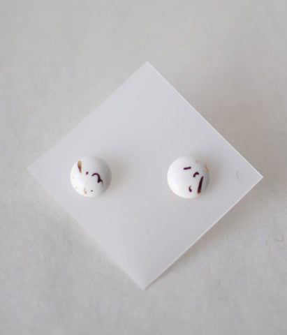 Kimiko Suzuki Tablet Earrings [E]