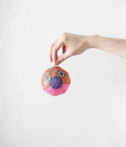 Japanese Paper Balloon {Mini Blowfish}
