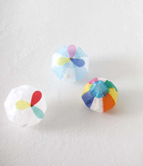 Japanese Paper Balloon {Wing/Star/Bell}