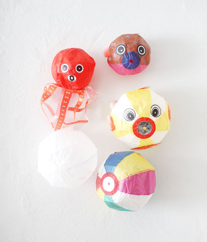 Japanese Paper Balloon {Special Set}