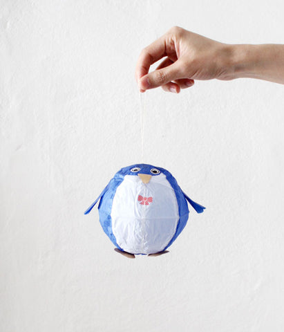 Japanese Paper Balloon {Penguin}