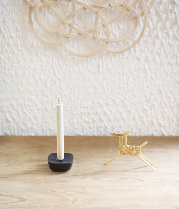 KOMA Cast Iron Candle Stand - Medium (backorder)