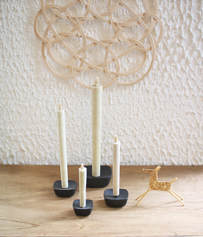KOMA Cast Iron Candle Stand - Small