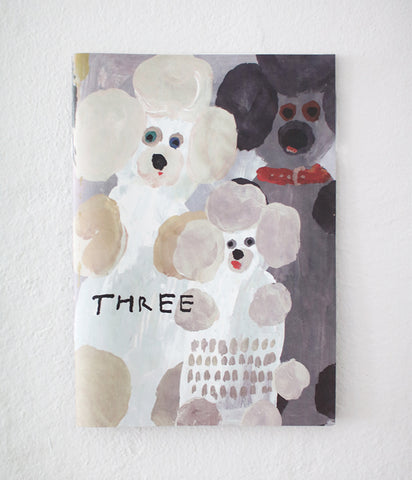 Mogu Takahashi THREE Zine