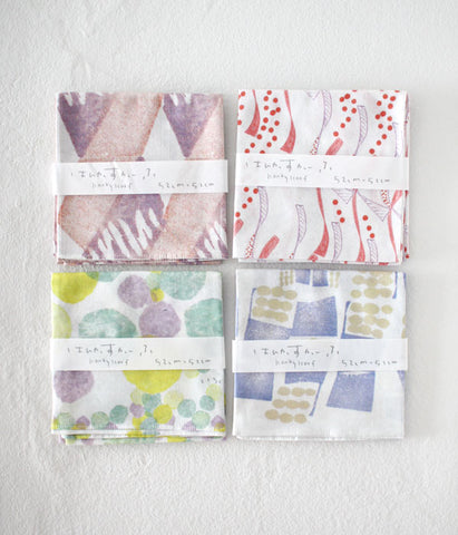 ilo ito Hankyscarf / Wrapping Cloth {Hana}