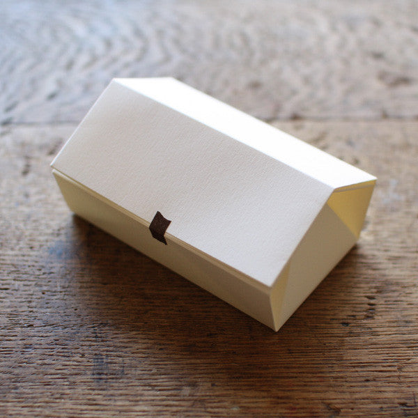 Ie Rokkaku - Hexagonal House Paper Gift Box
