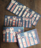 [40% OFF] KOKESHI Notebook