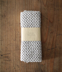 Linen Body Wash Towel