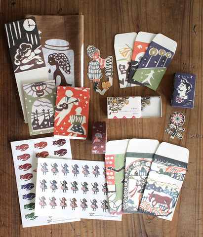Mihoko Seki Stationery Gift Box