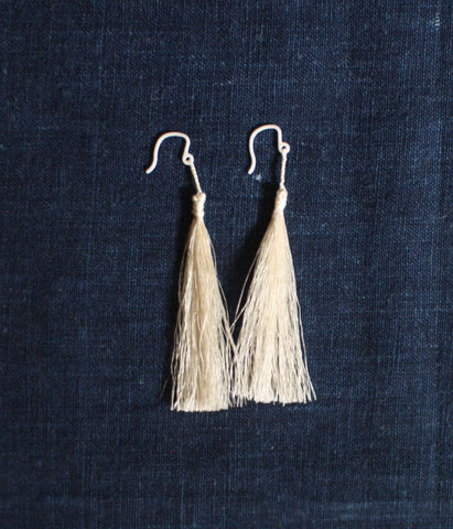 """Sen"" Line Earrings"