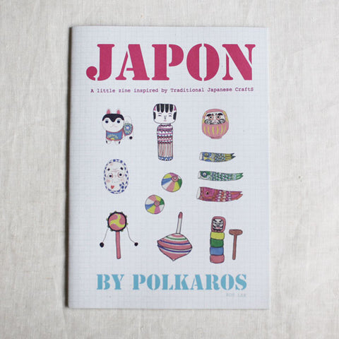 POLKAROS JAPON ZINE - SOLD OUT