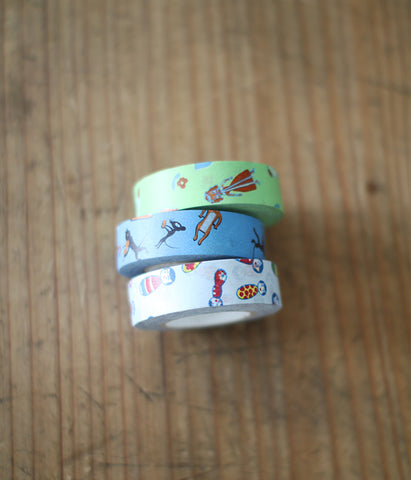 Yonagadou Washi Tape Gift Sets