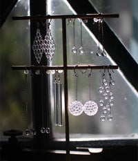 Koto Tsuchiya HARRYS Petit Bonbon Glass Earrings