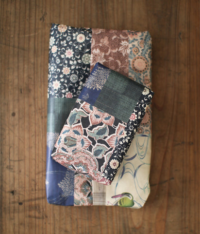Japanese vintage kimono wrapping paper NEW DESIGN