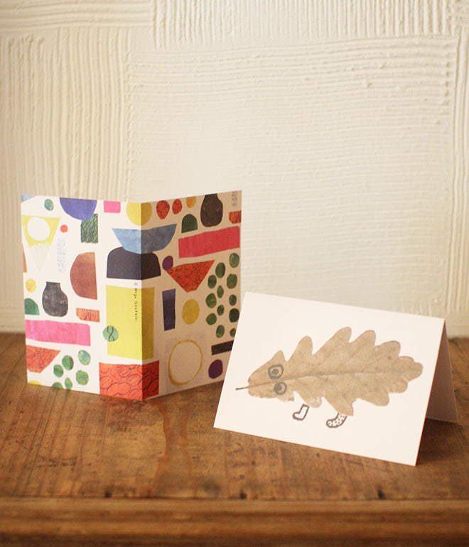 Mogu Takahashi Greeting Card {OAK BOY}