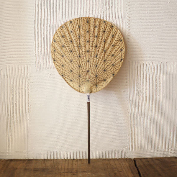 [SOLD OUT] Kutami Shibu-Uchiwa Washi Paper Fan