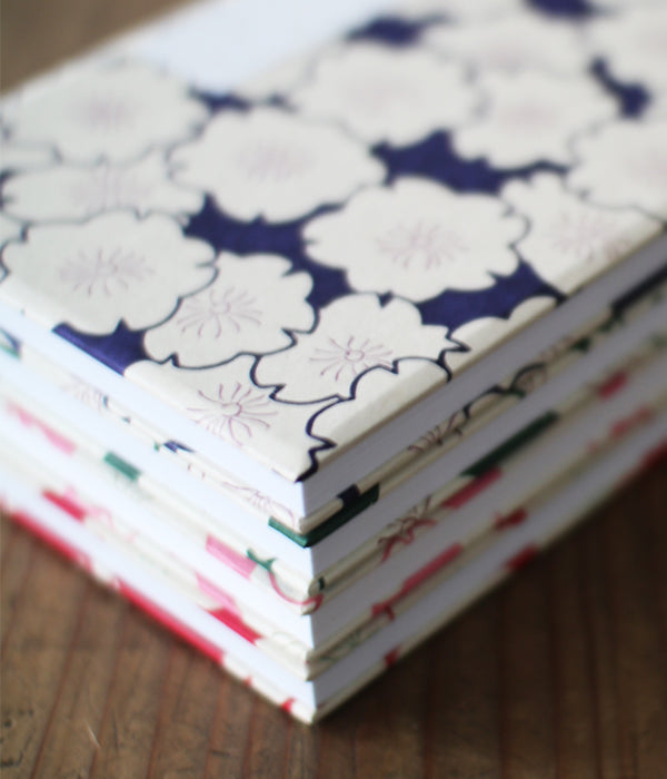 HAIBARA Chiyogami Accordion Notebook