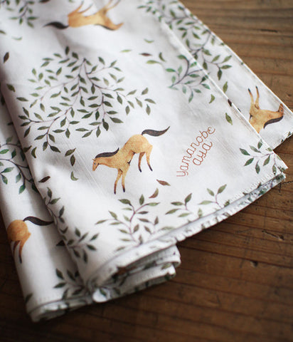 Wrapping Cloth {Horses}