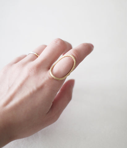 Jona Yubiwa Ring {Gold}