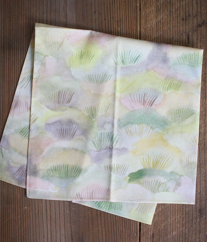 HARVEST Cotton Wrapping Cloth {Buttongrass}