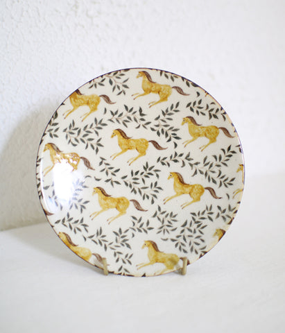 [SOLD OUT] Horse Plate 16cm