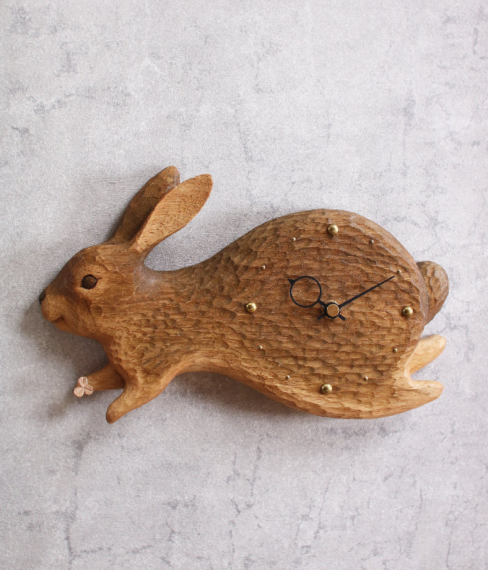 [PRE-ORDER] Rabbit Wall Clock