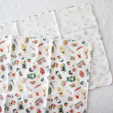 Cotton Gauze Tenugui Hand Towel {Japanese Retro Toys}