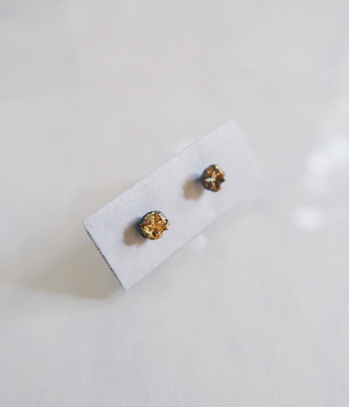 Jona Asterisk Stud Earrings