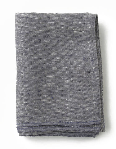 [Backorder] fog linen work Linen Blanket