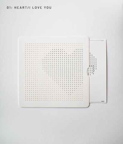 Dot Animation Greeting Cards