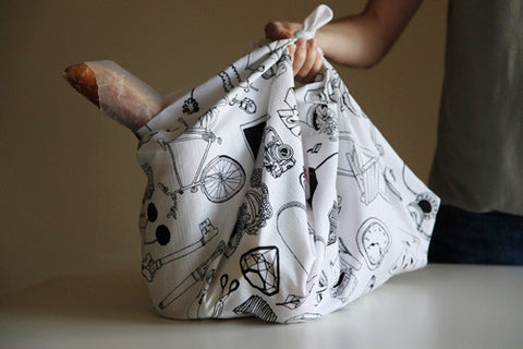 Furoshiki Wrapping Cloth - LINK x Hennie Haworth {Objects}