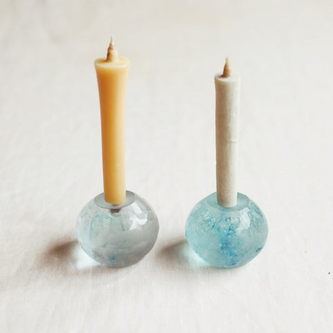 [SOLD OUT] Glass Candle Stand MINAMO