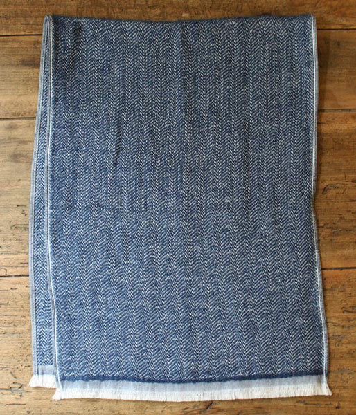 IMABARI Herringbone Weave Gauze Face Towel (will be shipped mid November)