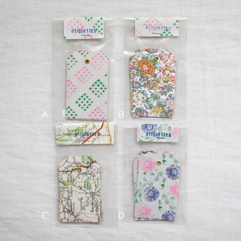 Isabelle Boinot Paper Tags (Pack of 3)