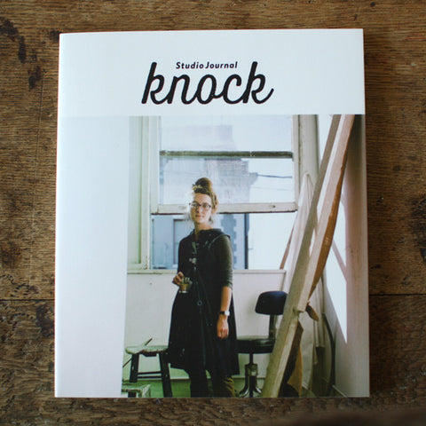 Studio Journal knock Issue 3