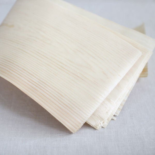 Kyogi -Thin Sheets of Wood